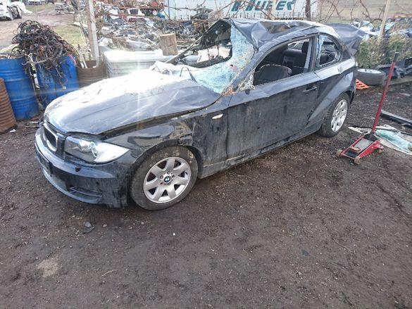 НА ЧАСТИ БМВ 1ва серия Е82 купе 120д 177 коня BMW e87 120d