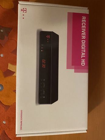 Vand receiver digital HD Telekom