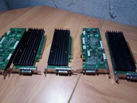 Видео карта NVIDIA Quadro NVS 290 by PNY 256MB DDR2
