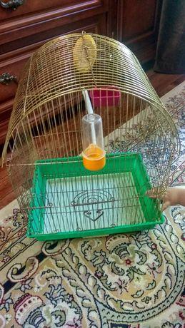 Клетка для птиц и животных