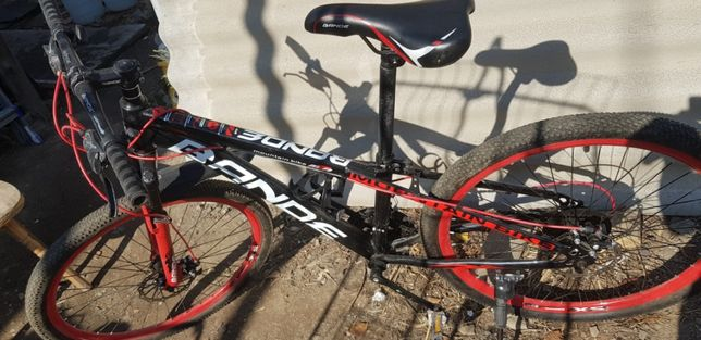 """Велосипед почти новый, колесы 26"""", все родное"""