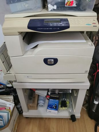 Xerox Copycentre c118 laser A3.