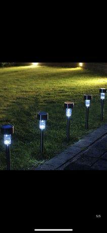 Продам уличные солнечные декоративные светильники
