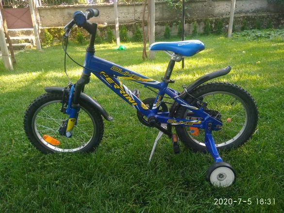 """Детски алуминиев велосипед Ferrini Duke 16"""""""