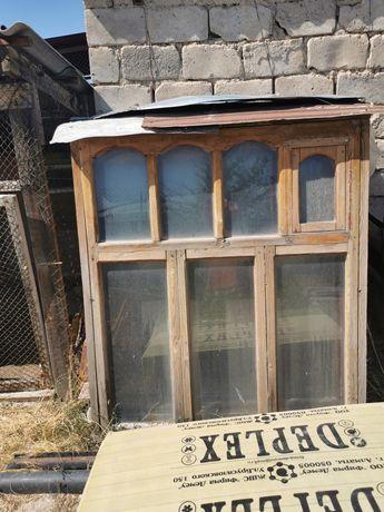 Деревянные окна продам
