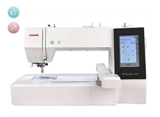 Memory Craft 500E вышивальная машина