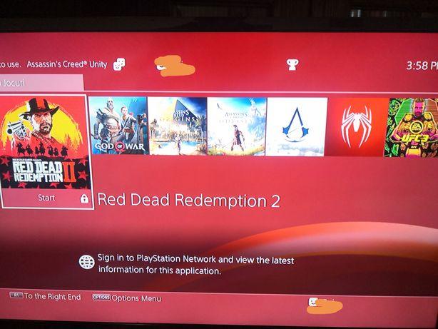 PlayStation4 (PS4) Slim 1TB 6.72 Modat Jailbreak