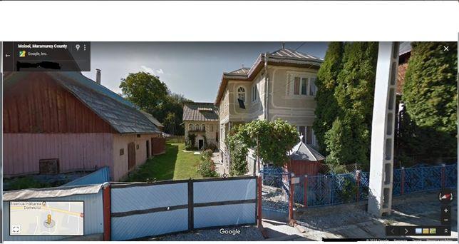 Casa si teren, Moisei, Maramures
