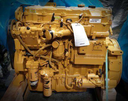 Motor CAT C9 - Nou - Garantie 12 luni