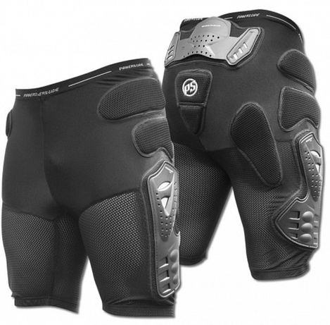 Продам защитные шорты Powerslide. Размер L.