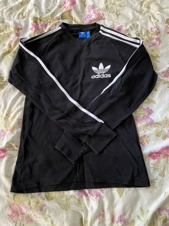 Adidas Originals блуза с дълъг ръкав