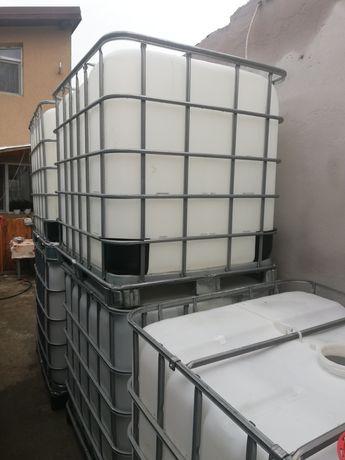 Bazine 1000l bune pentru apă