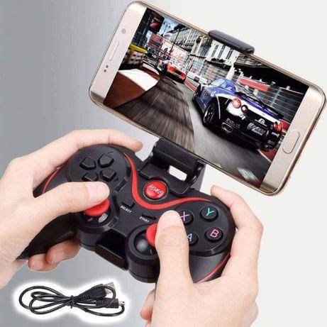 Безжичен джойстик / контролер за телефон – X3 геймпад конзола android