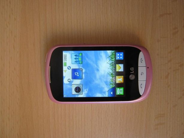Telefon LG Cookie Style T310 liber de retea