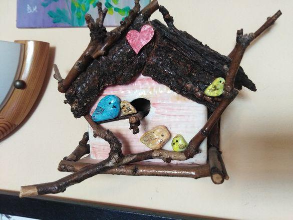 Къщички за декорация