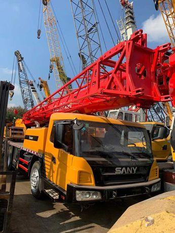 Автокран Sany 25 тонн. 2019 г. 68,700 $ (29,885,000 тенге)