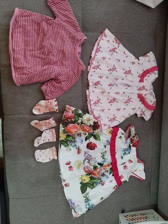Лот бебешки дрешки 0-3 месеца