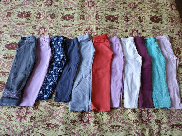 Продавам детски клин / панталон 11бр.