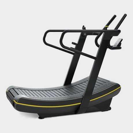 професионална извита пътека за бягане curved treadmill