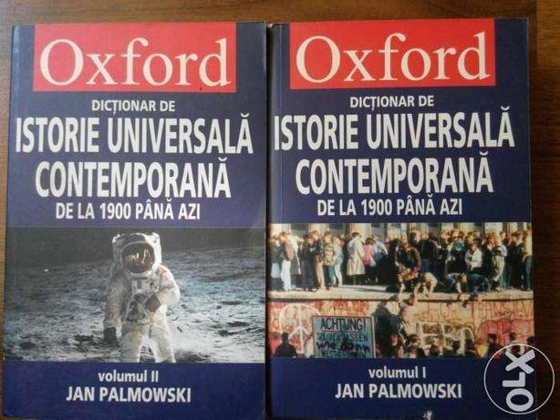 Dictionar de Istorie Universala Contemporana de la 1900 pana azi