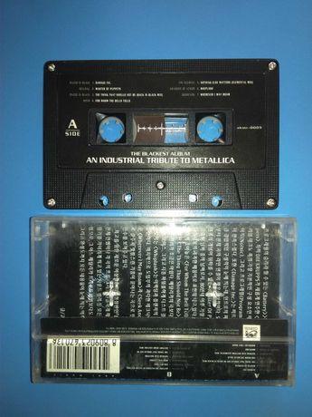 Фирменная аудио кассета The Blackest Album