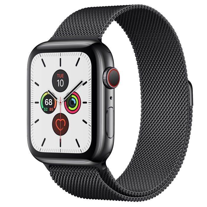Curea Apple Watch, Milanese Loop, Compatibila cu Apple Watch 1/2/3/4/5 Bucuresti - imagine 1