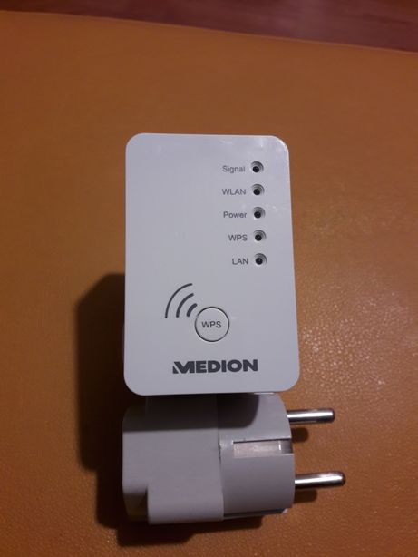 Medion repeater wi.fi