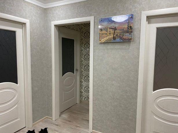 Продам 3-х комн квартиру с мебелью с евро ремонтам 7-79
