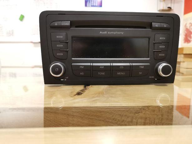 Audi symphony BLAUPUNKT 6 CD/schimb telefon
