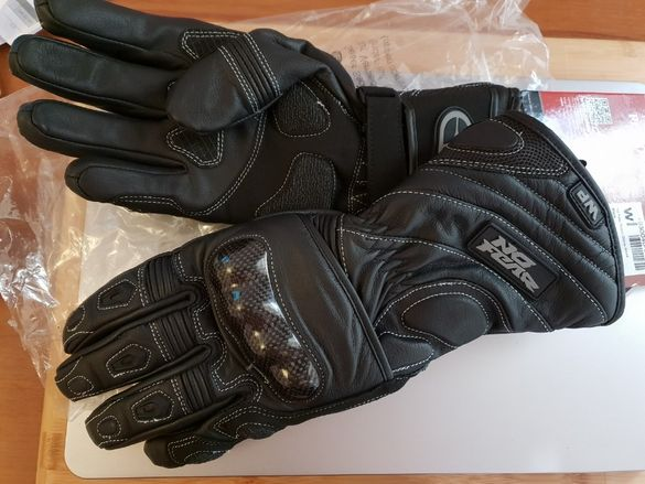 Ръкавици за Мотор. Дебели зимни NO FIARE