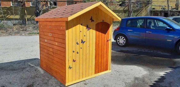 Детска къщичка