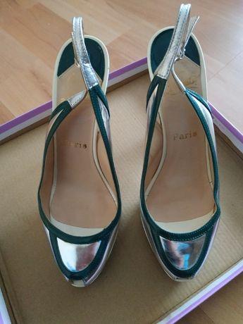 Дамски елегантни обувки Louboutin