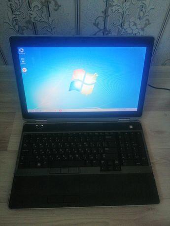 Продается мощный 4х ядерный ноутбук Dell Core i5 в хорошем состоянии!!