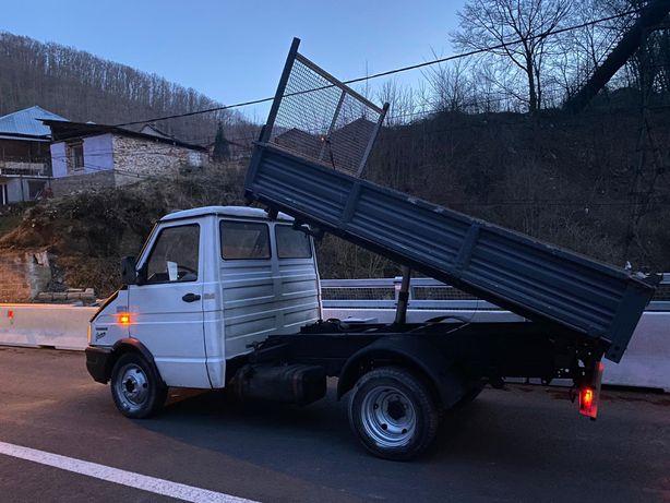 Inchiriem camionete basculabile 3.5 tone