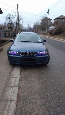 BMW 320i 170k.s 2200 kub. s gazov injekcion cqla ili na 4asti