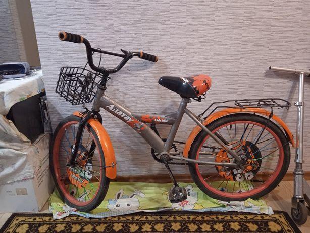 Велосипед детский 6-9