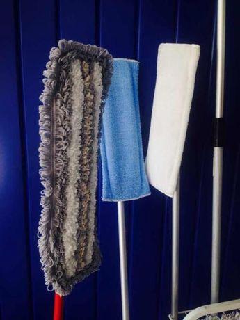 Тряпки швабры венини, инвентарьдля мытья окон Италия