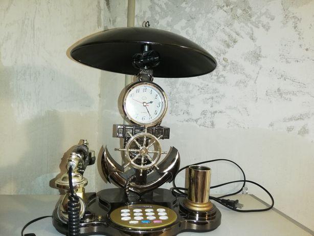Продам часы-телефон-светильник-подсвечник