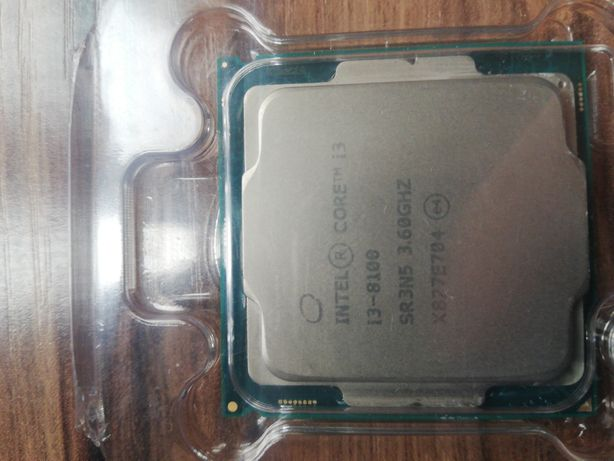 Процессор Intel Core i3