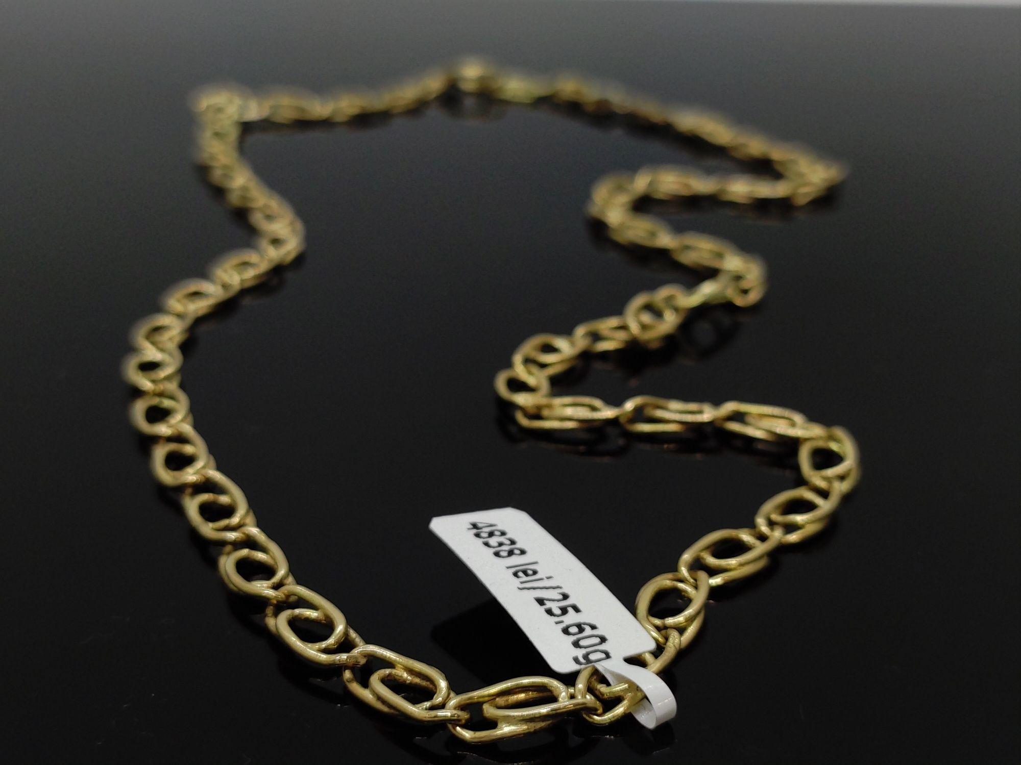 Amanet Royal:Lant aur 14k/25,60 gr