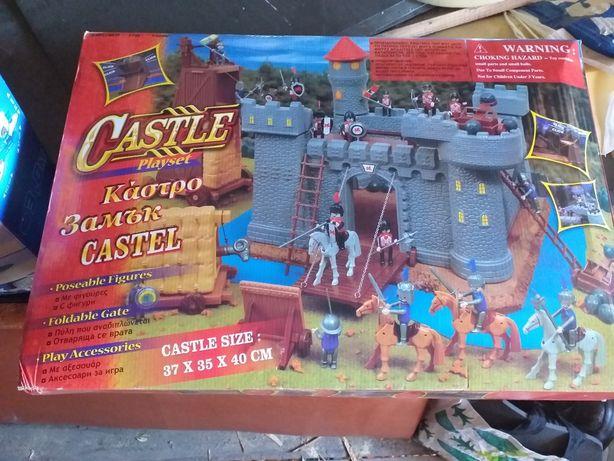 Castel constructie