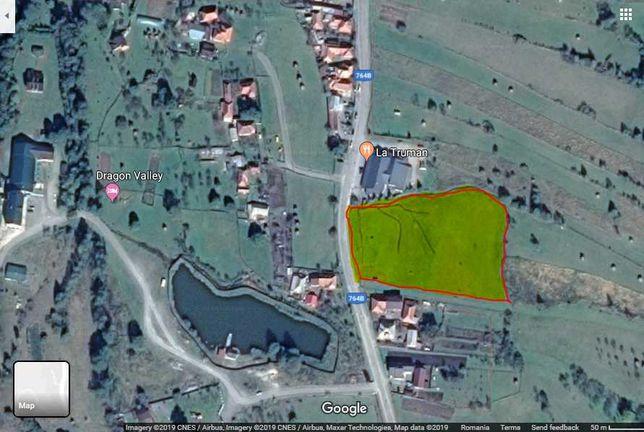 Vand teren Intravilan Valea Draganului