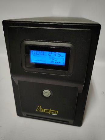 UPS Accupower 1000Va-600W/12V - с вкл ДДС и гаранция