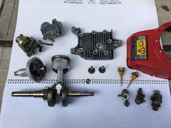 Части за водна помпа Honda g150/chasti za vodna pompa honda
