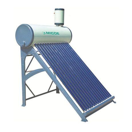 Panou solar apa calda 100 litrii - Nepresurizat 2 in 1