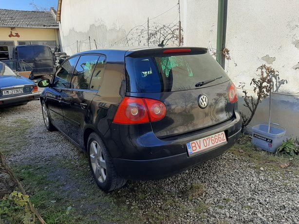 Piese VW Golf 5, piese GOLF V - dezmembrez