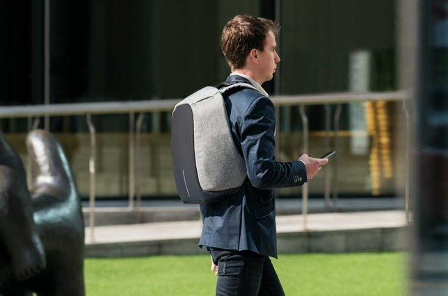 Эргономический городской рюкзак с USB портом