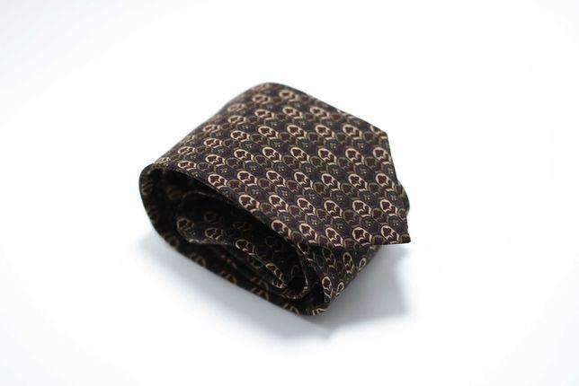 Cravata Barbati YSL Yves Saint Laurent Maro Slim Matase CRR5