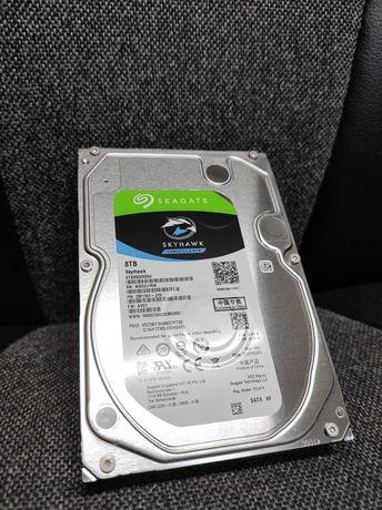 "Seagate ST8000VX004 SkyHawk Sata III 6 Гбит/c, 3.5"", Жесткий HDD 8Tb"