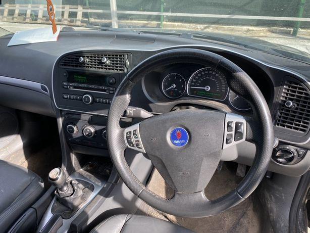 Volan/Airbag Saab 9-3/9-5 Vector sport piele impecabil